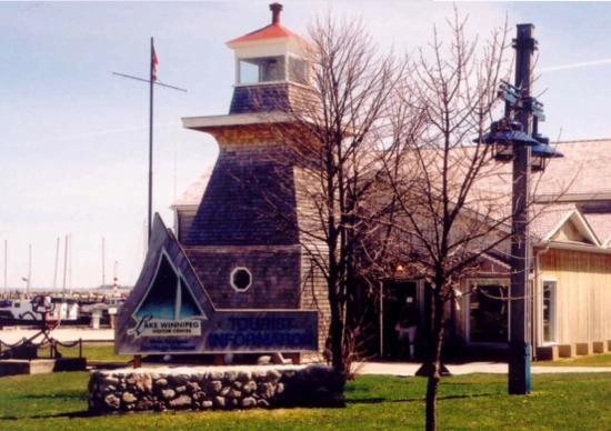 Gimli, كندا: Lake Winnipeg Visitor Centre