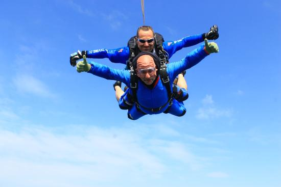 Start Skydiving: on the free fall!!
