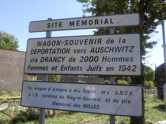 Les Milles, Francia: Site mémorial du Camp des Milles