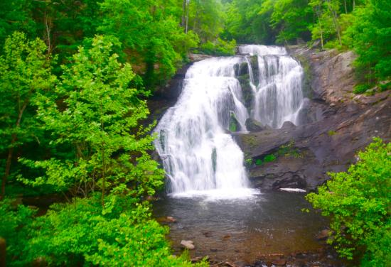 Robbinsville, Carolina del Norte: Bald River Falls