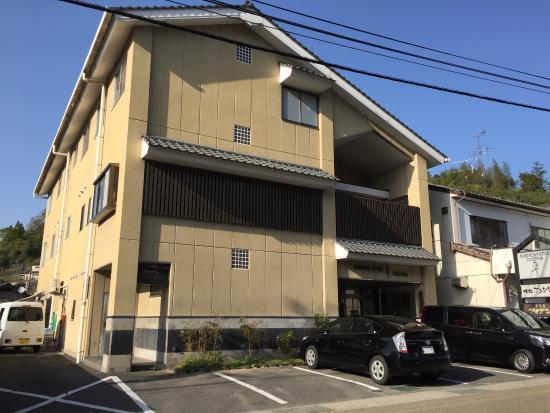 Hotel Tsuchiya: 外観