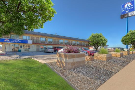 Americas Best Value Inn- Amarillo Airport/Grand Street