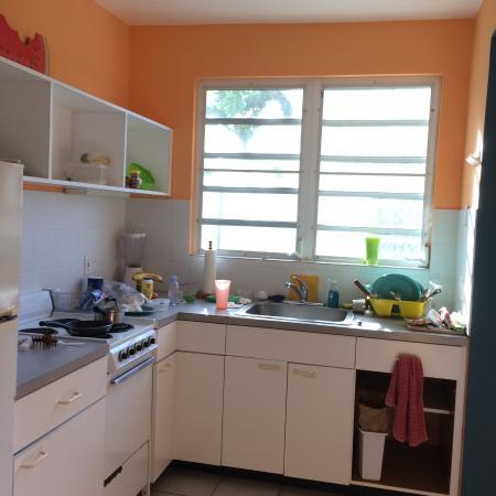 Acacia Guesthouse : Kitchen