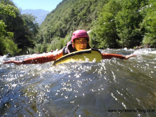 Axat, Francia: Hydrospeed