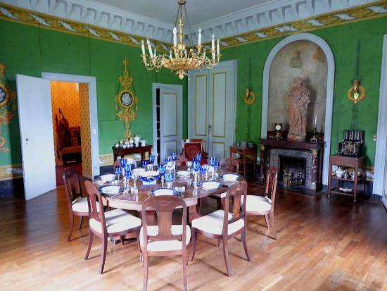 Lons-le-Saunier, Frankrike: La salle à manger
