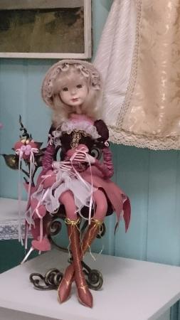 Музей-галерея кукол Ольги Павылычевой