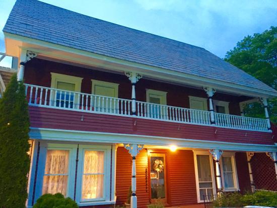 Jamaica, VT: The Inn