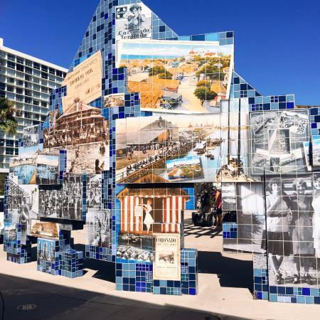 كورونادو, كاليفورنيا: Arte