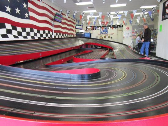 ‪‪Palmdale‬, كاليفورنيا: Slot Car Racing‬