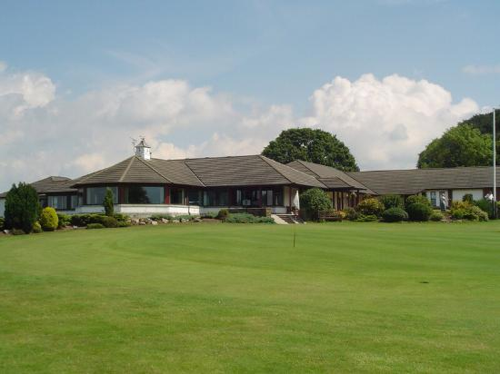 Brampton, UK: Club house