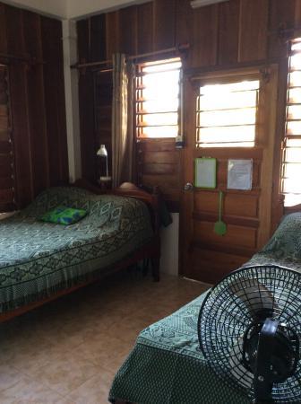 Sarteneja, Belize: The suite