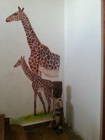 Jambo House Resort: Particolare del Resort personalizzato da Michele