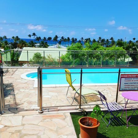 Anse-Bertrand, Guadeloupe: PISCINE