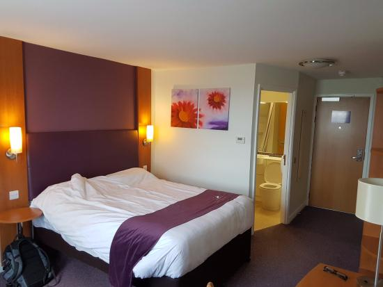 Premier Inn Stirling South (M9, J9) Hotel Aufnahme