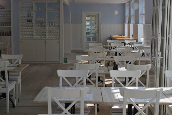 Restaurant Glashuset, Lønstrup