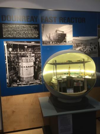 Caithness Horizons: Informative exhibition about Dounreay
