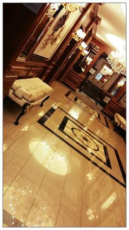 Hotel Splendid: Hall