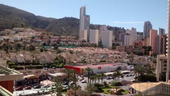 Buenavista: View from balcony