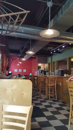 Nashoba Brook Bakery : Cafe