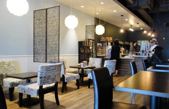 Cafe Americano on Melrose