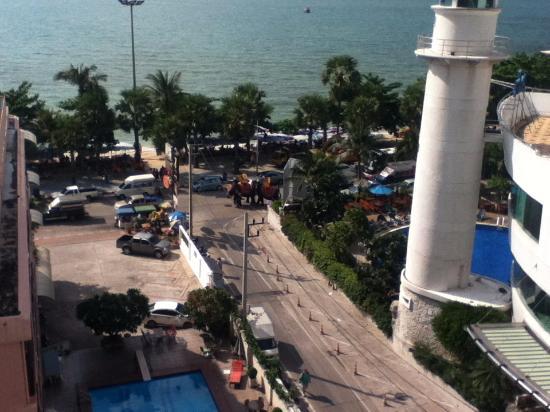 A-ONE Pattaya Beach Resort Picture