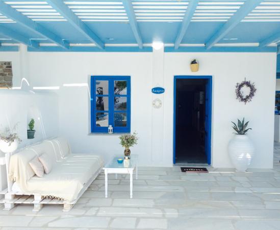 Kastraki, Hellas: Lounge