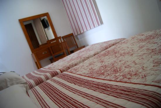 Hotel Balneario de Fuencaliente: Habitación doble (dos camas)
