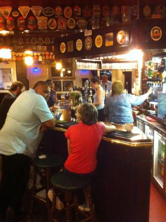 Bolton, UK: A taste of the Sweet Green Tavern