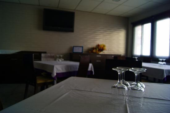 Fuencaliente, Hiszpania: Restaurante