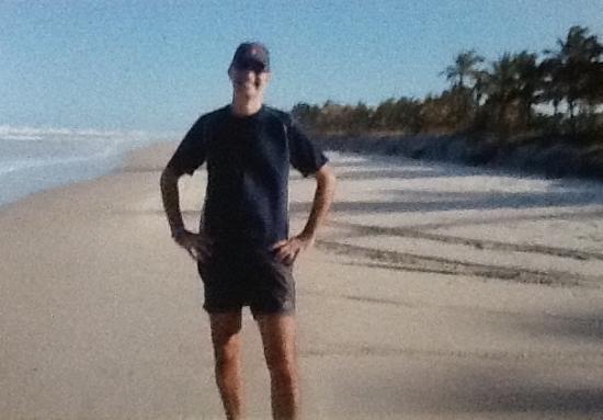Ilha de Comandatuba, BA: Praia deserta de Puxin