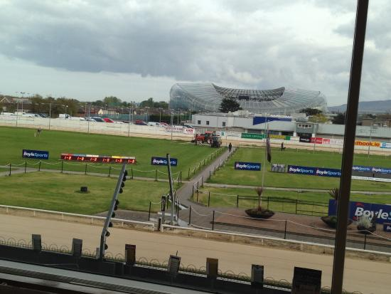 Shelbourne Park Greyhound Stadium Photo