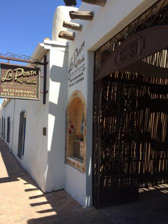 Mesilla, Nouveau-Mexique : La Posta