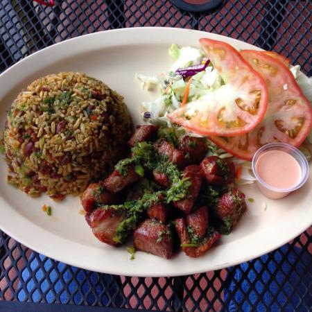 Las Marias, Puerto Rico: Fried Pork