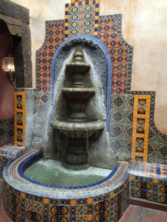 Mesilla, Nouveau-Mexique : Fountain