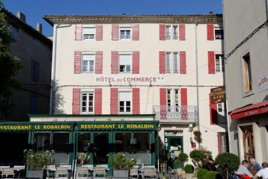 Hotel du commerce pont saint esprit voir les tarifs 9 avis et 8 photos - Office du tourisme pont saint esprit ...