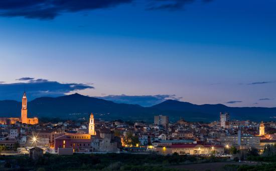 Plaza del Blat, Quilometro Cero del Mundo Casteller