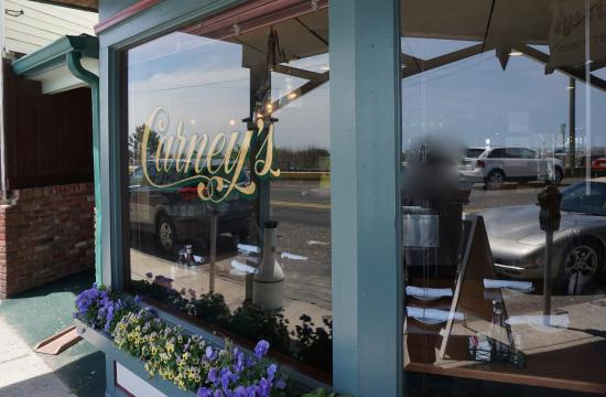 Carney's : inviting