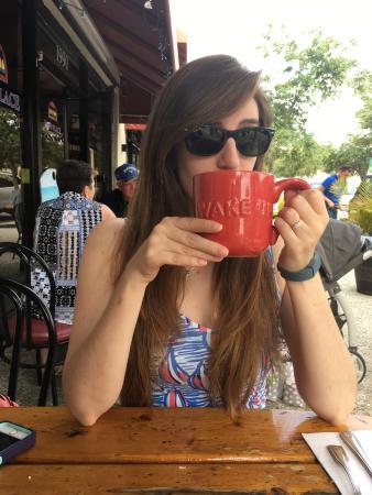 เจนเซน บีช, ฟลอริด้า: Wonderful breakfast and lunch location!