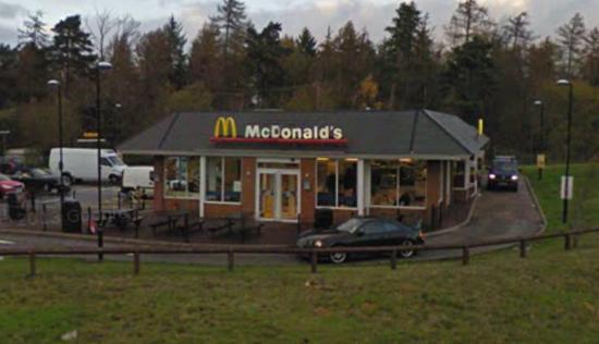 McDonalds Tothill