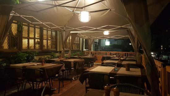 La Terrazza Estiva Picture Of Ristorante Pizzeria Muhle