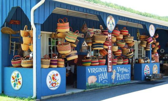 Sperryville, Вирджиния: 5th Generation Family Owned Fruit Stand