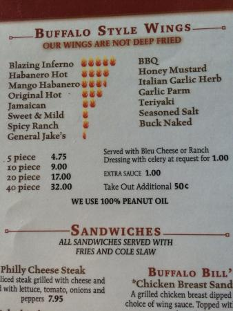 New Kensington, Pensilvanya: Back at Buffalo Bills again more wings