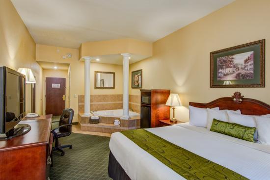 Bowling Green, FL: Jacuzzi Suite