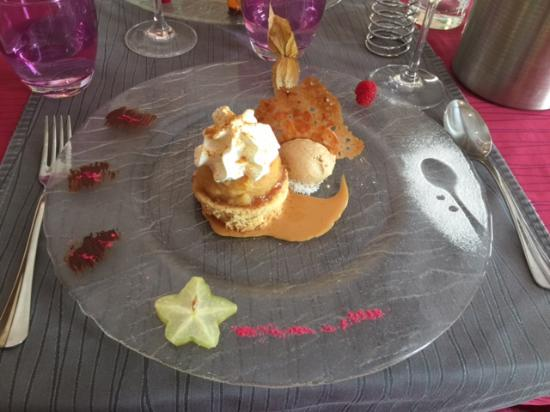 Flayosc, Frankrike: Dessert