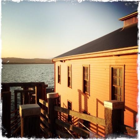 The Wharf Locavore - Tathra Wharf