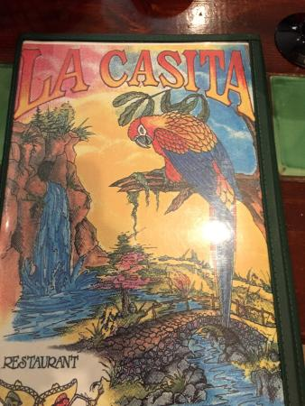 La Casita Mexican Restaurant Indio Ca