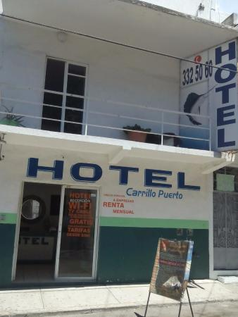 Hotel Carrillo Puerto