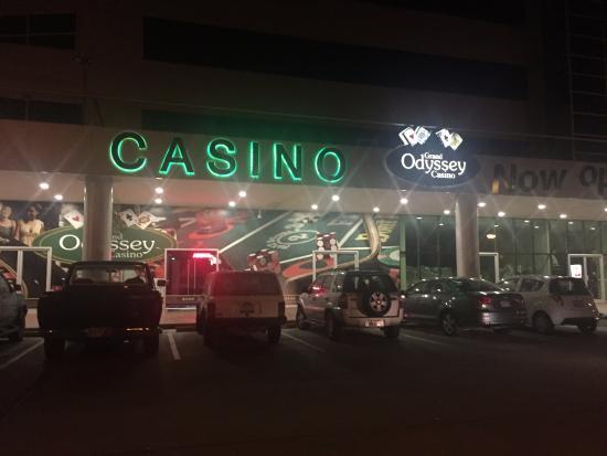 Grand Odyssey Casino: Entrada