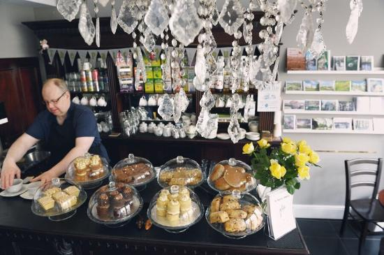 Painswick, UK: The Patchwork Mouse Art Cafe