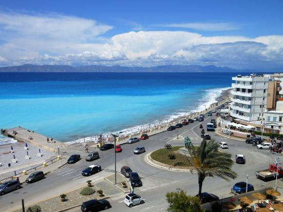 Blue Sky City Beach Hotel Rhodes Town